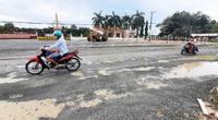 """Cà Mau kiến nghị Tổng cục Đường bộ Việt Nam sớm sửa chữa """"tuyến đường đau khổ"""""""