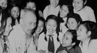 Những hình ảnh đáng nhớ về quãng đường hoạt động cách mạng của Chủ tịch Hồ Chí Minh