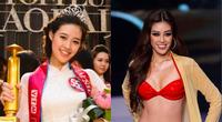 """Khánh Vân: Từ Hoa khôi Áo dài giản dị đến Top 21 Miss Universe 2020 """"lột xác"""" khó tin"""