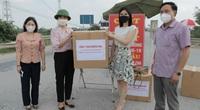 Hội Nông dân Bắc Ninh ủng hộ gần 560 triệu đồng chống dịch COVID-19
