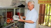 Cựu chiến binh Hà Tĩnh với kho tư liệu quý về Bác Hồ
