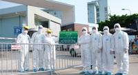 Vietcombank trao tặng 5 tỷ đồng và 10.000 suất ăn hỗ trợ Bệnh viện K cơ sở Tân Triều phòng chống dịch Covid-19