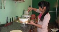 Hưng Yên: Giáo xứ Thái Nội giáo dân ấm no nhờ nghề làm bánh ga-tô