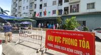 Đà Nẵng: Phong tỏa, xét nghiệm cho toàn bộ người dân ở chung cư có ca nghi mắc Covid-19