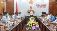 Tạm dừng tiếp nhận chuyên gia từ nước ngoài nhập cảnh Việt Nam đến Bình Định