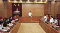 Vĩnh Phúc cách ly xã hội toàn thành phố Vĩnh Yên từ 0h00' ngày 07/5