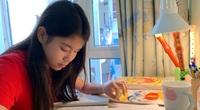 Gặp cô bé 13 tuổi - học sinh nhỏ tuổi nhất đạt  8.5 Speaking IELTS
