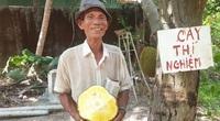 Giá mít Thái hôm nay 6/5: Mặc kệ giá mít lên hay xuống, ông nông dân này trồng mít không xơ đen, bán 40.000 đồng/kg
