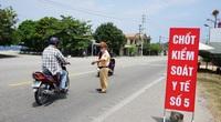 TT-Huế: Thành lập trạm giám sát dịch tễ phòng chống dịch Covid-19 tại Bắc đèo Hải Vân