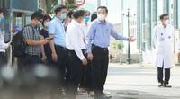 Nóng: Phát hiện 6 bệnh nhân, 4 người nhà tại Bệnh viện K dương tính SARS-CoV-2