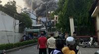 Cháy nhà ở TP.HCM, 8 người tử vong