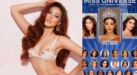 """Bất ngờ Khánh Vân được dự đoán đăng quang Miss Universe, """"vượt mặt"""" H'Hen Niê?"""