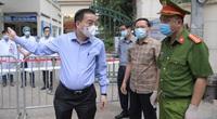 Phong tỏa Bệnh viện K, Chủ tịch Hà Nội yêu cầu đóng cửa tất cả hàng quán xung quanh để phòng dịch Covid-19