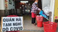 """Đà Nẵng: Hàng quán """"vui vẻ"""" đóng cửa phòng dịch"""