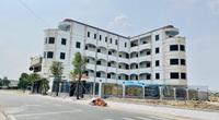 Vụ nhà 5 tầng xây trái phép ở Bình Dương: Chủ tịch TP. Thuận An đi thị sát sau phản ánh của báo Dân Việt