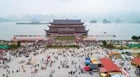 Hàng nghìn người phải xét nghiệm khẩn vì nữ nhân viên chùa Tam Chúc mắc Covid-19