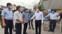 Phó chủ tịch Hà Nội chỉ đạo xử lý nghiêm người đàn ông không khai báo y tế, gây ra ổ dịch ở Thường Tín