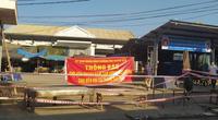 Đà Nẵng: Dừng hoạt động chợ Hòa Khánh Nam vì ca nghi mắc Covid-19 mới