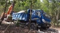 Quảng Trị: Công ty ngang nhiên khai thác đất cát trái phép tại Triệu Phong là của anh ruột Chủ tịch xã