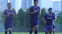 """Dàn hảo thủ đội tuyển Việt Nam ngày đầu tập luyện nhằm """"săn vé"""" dự World Cup 2022"""