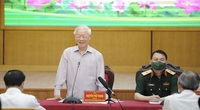 """Tổng Bí thư Nguyễn Phú Trọng: """"Nếu trúng cử đại biểu Quốc hội rất vinh dự, sẽ cố gắng làm hết sức mình"""""""