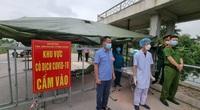 Thêm 65 ca Covid-19 lây nhiễm trong nước tại nhiều tỉnh, thành