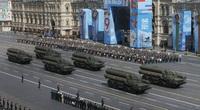 Nga khoe những vũ khí nguy hiểm nhất trong lễ duyệt binh kỷ niệm Ngày Chiến thắng