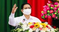 """Tiếp xúc cử tri Cần Thơ, Thủ tướng Phạm Minh Chính  nói: """"Phát triển mạnh đường cao tốc ở ĐBSCL"""""""