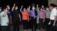 """Bí thư Vĩnh Phúc Hoàng Thị Thúy Lan ra """"lời kêu gọi"""" phòng, chống dịch Covid-19"""