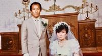 """HLV Park kỷ niệm 34 năm ngày cưới xa vợ: Chuyện tình đẹp của """"cặp đôi hoàn hảo"""""""