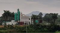 """Phú Thọ: Trạm trộn bê tông không phép, huyện Cẩm Khê chậm trễ xử lý, """"né"""" báo chí"""