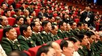 32 tướng lĩnh, sỹ quan quân đội trúng cử đại biểu Quốc hội khóa XV