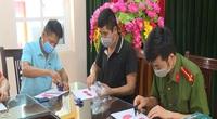 Thái Nguyên: Bắt 2 đối tượng mua bán trái phép gần 2.000 viên ma tuý tổng hợp