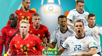 Lịch trực tiếp bóng đá và link xem trực tiếp hôm nay: Xem xứ Wales đấu Thuỵ Sĩ kênh nào?