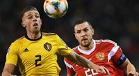 Xem trực tiếp Bỉ vs Nga trên VTV3
