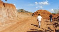 """Vụ khai thác """"trộm đất"""" để làm đường 460 tỷ: UBND tỉnh Gia Lai ra quyết định xử phạt 146 triệu đồng"""