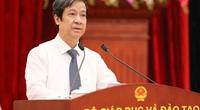 Bộ trưởng Bộ Giáo dục và Đào tạo Nguyễn Kim Sơn nhận thêm trọng trách mới