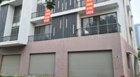 Shophouse giá chục tỷ đồng ở Hà Nội 'ế' khách thuê