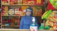 Cận cảnh cuộc sống trong khu cách ly của hàng ngàn hộ dân ở vùng ven biển Hà Tĩnh