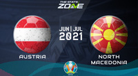 Xem trực tiếp Áo vs Bắc Macedonia trên kênh nào?