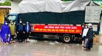 Hội Nông dân tỉnh Ninh Bình tiêu thụ gần 8 tấn vải thiều tỉnh Bắc Giang