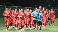 Tuyển Việt Nam đã sẵn sàng đánh bại UAE dù không có HLV Park Hang-seo