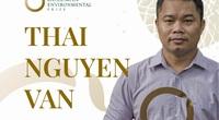 """Nhà bảo tồn đầu tiên của Việt Nam thắng giải """"Nobel xanh"""""""