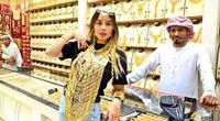 Không thể tưởng tượng nổi có một khu chợ... toàn là vàng ở Dubai, UAE