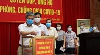 Thanh Hóa tiếp nhận hơn 37 tỷ đồng ủng hộ phòng, chống dịch Covid-19