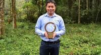 """Video: Chân dung nhà bảo tồn đầu tiên của Việt Nam đạt giải """"Nobel xanh"""""""