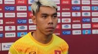 Tiền vệ Cao Văn Triền chỉ ra người thay thế Tuấn Anh ở trận gặp UAE