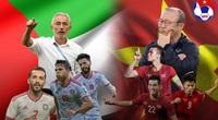Xem trực tiếp Việt Nam vs UAE trên kênh nào?