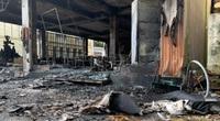 Vụ cháy phòng trà ở TP.Vinh: 6 nạn nhân đều ngạt khói và tử vong trong lúc đang ngủ