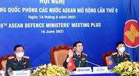 Bộ trưởng Bộ Quốc phòng Phan Văn Giang tham dự ADMM+ lần thứ 8
